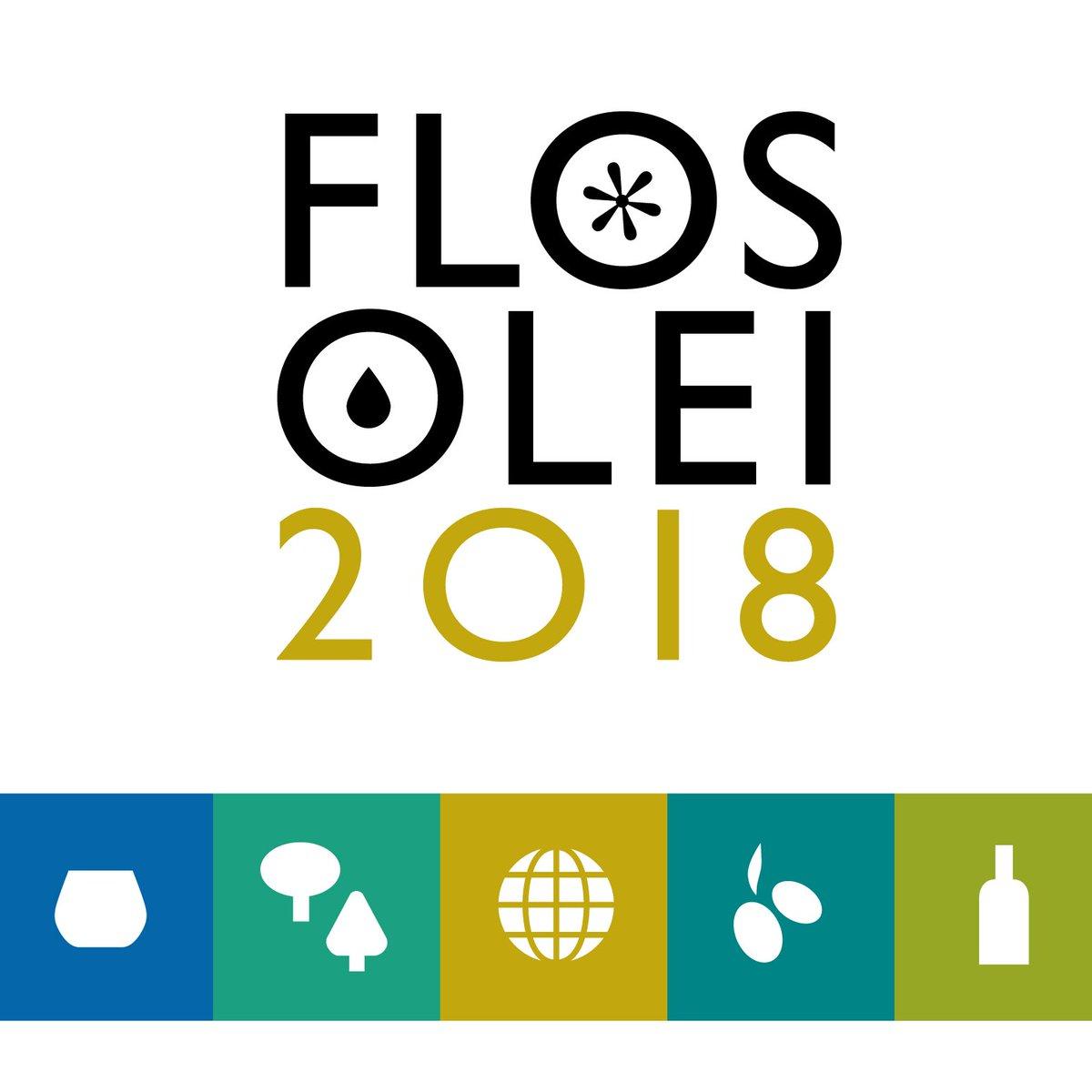 Flos Olei 2018 Logo