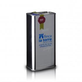 Selección Hojiblanca 500ml - BIO - DEMETER - Aceite Finca La Torre