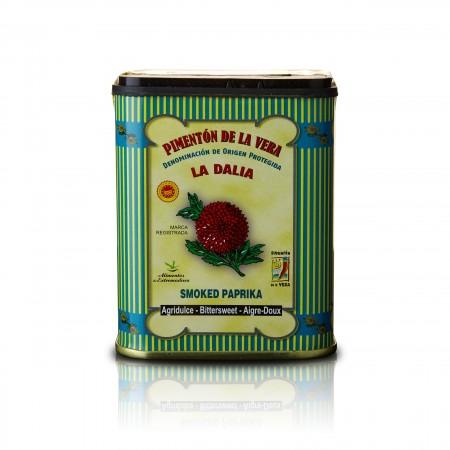 Pimentón Agridulce - Paprikapulver süßsauer - 70g - La Dalia
