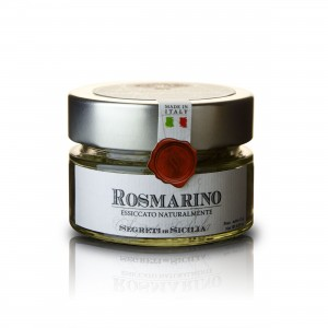 Cutrera - Rosmarino di Sicilia - Sizilianischer Rosmarin - 30g   12011