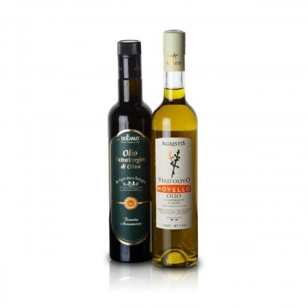 Feinschmecker Olivenöltest 2015 - 2er-Siegerpaket - Olio Award