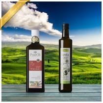 """Öko-TEst Olivenöltest 2019 - Gewinner Olivenöle mit Note """"gut"""" im Set"""