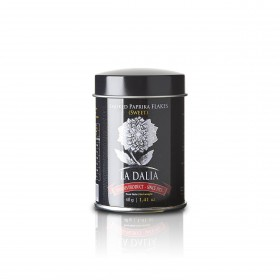 Paprikaflocken - geräuchert - süß - 40g - La Dalia