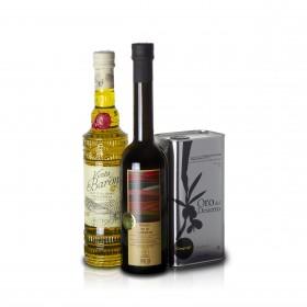 Weltbeste Olivenöle 2015 (WBOO) - 3er Siegerpaket
