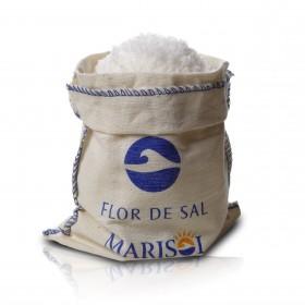 Marisol - Flor de Sal - 250g im Stoffbeutel