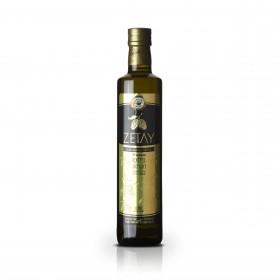 Zetay - Premium - 500ml - Bestes Türkisches Olivenöl - Intensiv Fruchtig - MHD: 08/19