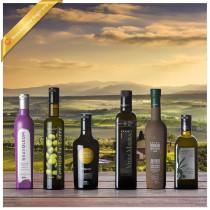 6er Siegerset des  Olivenoeltest 2019 vom Magazin der Feinschmecker