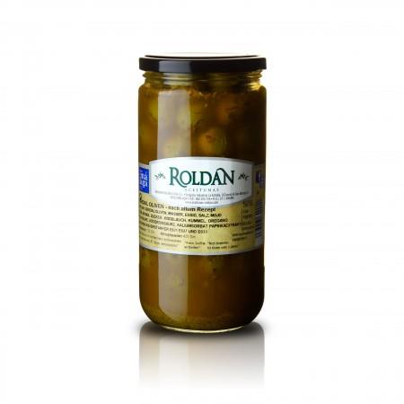 Verdial Oliven - nach altem Rezept - 425g - Roldan