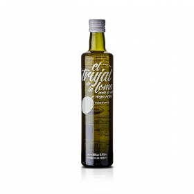 El Trujal de la Loma - Picual - Bio - 500ml - Gewinner des Biofach Olive Oil Award 2020 - Cortijo Spiritu Santo