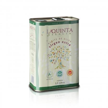 La Quinta Esencia Premium Verde - 2500ml - bestes spanisches Olivenöl 2019