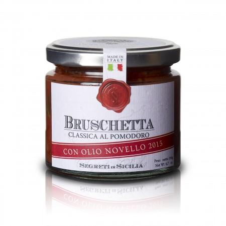 Cutrera - Bruschetta Klassisch von Bio-Tomaten - 180g