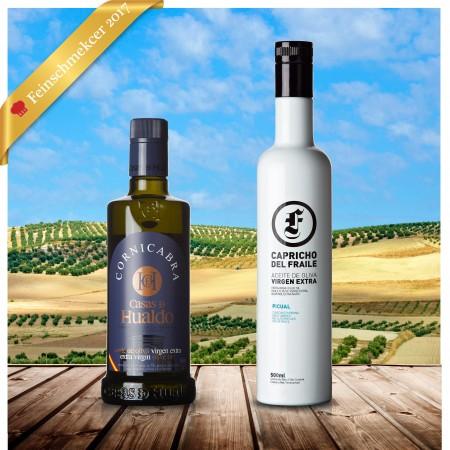 Testsieger Feinschmecker Olivenöltest 2017 2er Paket