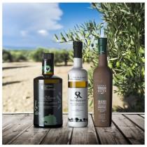 Stifitung Warentest 2020 - Siegerset - die sensorisch besten Olivenöle des Olivenöltests