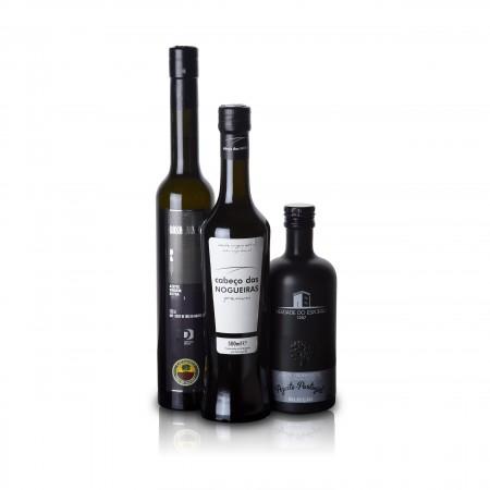 Beste Portugiesische Olivenöle 2015 - 3er Siegerpaket