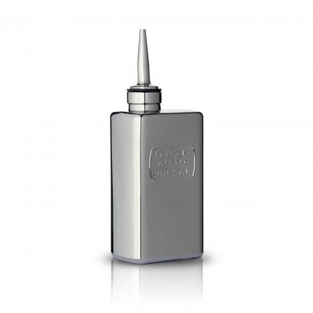 Essigflasche mit Ausgießer 0,25 l - Precious - Luigi Bormioli in Seitenansicht