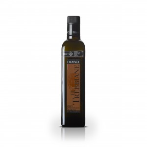 Franci - Le Trebbiane - 500ml - Testsieger Feinschmecker Olivenöltest 2020 - Olio Award   10216