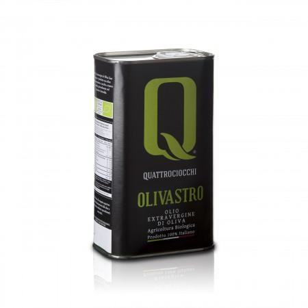 Olivastro - 1000ml - Quattrociocchi Americo - Testsieger Feinschmecker Olivenöltest 2017 - Olio Award