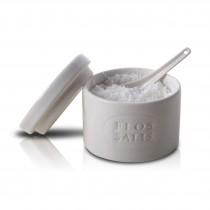 Flos Salis - Gefäß aus Kermik - geöffnet von Marisol