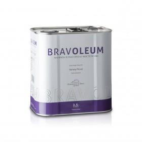 Bravoleum - Picual - Hacienda el Palo -  2500ml - Testsieger Feinschmecker Olivenöltest 2019 - Olio Award