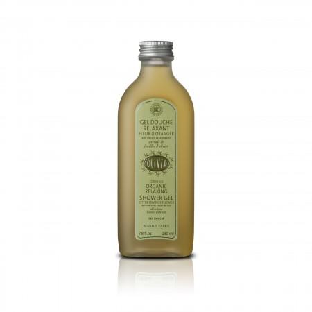 Bio-Duschgel mit Olivenöl und Sheabutter mit Schraubverschluss in Bio-Qualität aus Frankreich von Marius Fabre