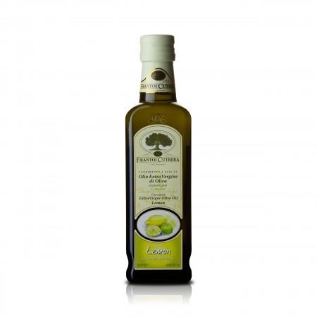 Cutrera - Zitrone - natürlich aromatisiertes Olivenöl 250ml