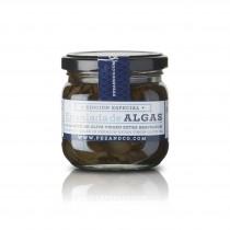 Algensalat Wakame mit feinstem Bravoleum Olivenöl im 170g Glas - Protein pur!