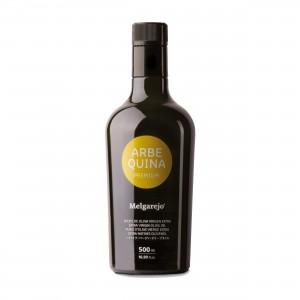 Premium Arbequina 500ml - Aceites Melgarejo - Testsieger FEINSCHMECKER Olivenöltest 2019 - Olio Award   10058