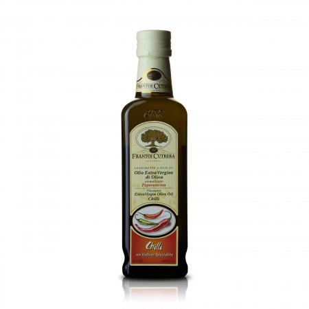 Cutrera - Chili - natürlich aromatisiertes Olivenöl 250ml