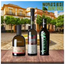 Weltbeste Olivenöle 2020 (WBOO) - 3er Siegerpaket   15100