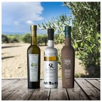 Siegerset 2020 - Stiftung Warentest Olivenöltest - sensorisch die besten Olivenöle lt. Ausgabe 01/2020