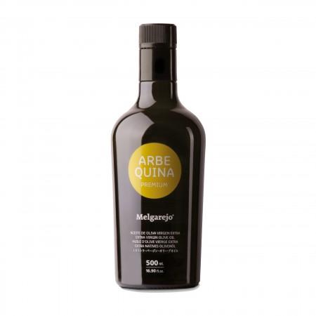 Premium Arbequina 500ml - Aceites Melgarejo - Testsieger Feinschmecker Olivenöltest 2019 - Olio Award