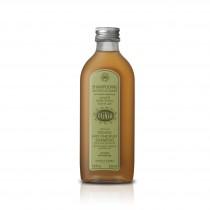 Bio Anti-Schuppen Shampoo mit Olivenöl und natürlichen Inhaltsstoffen für einen schonenden Kampf gegen gestresste Haut und Schuppen im Haar