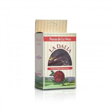 La Dalia - lange Parpika - geräucherte und getrocknete Paprika in 50g Packung