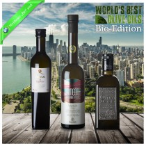 Weltbeste Bio-Olivenöle 2018 (WBOO) - 3er Siegerpaket   15062