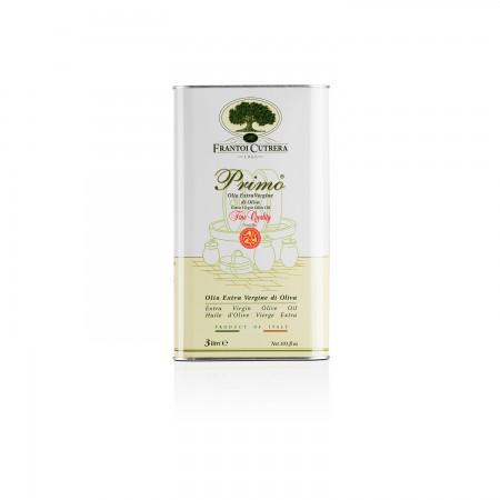 Primo Fine Quality Tonda Iblea - 3000ml von Frantoi Cutrera aus Italien