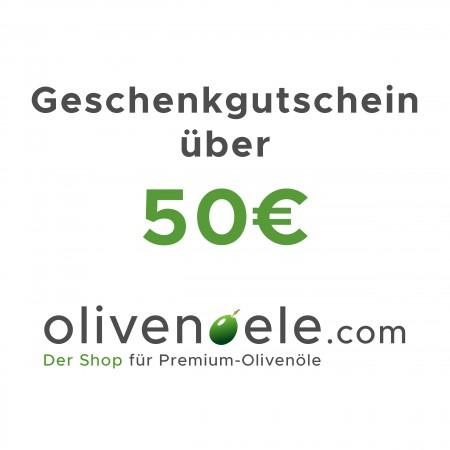 Geschenkgutschein über 50€