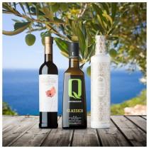 Testsieger Feinschmecker Olivenöltest 2021 - 3er-Paket intensiv fruchtig - Olio Award