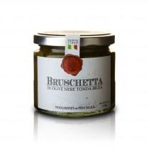 Cutrera - Bruschetta von dunklen Tonda Iblea Oliven - 190g   13016