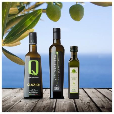 OlioAward Feinschmecker Olivenöltest 2021 - 3er Siegerpaket 1. Plätze