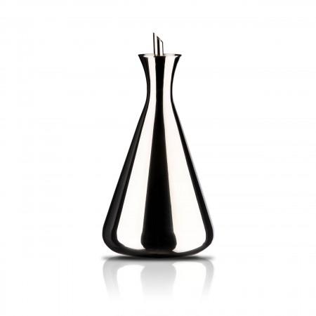 Ölpender aus Edelstahl aus der Serie Belly - 0,5l Ausgießer von Oliopac