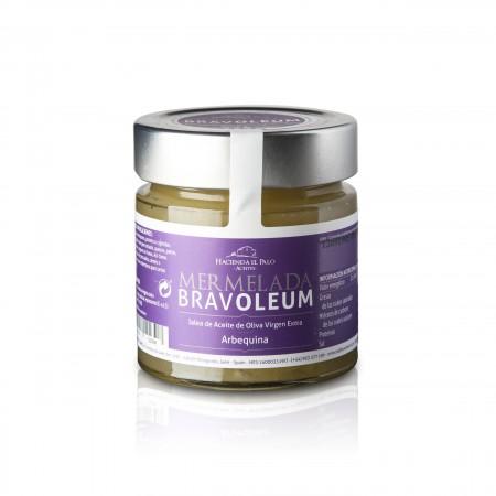 Olivenmermelade von Bravoleum - Olivensorte Arbequina