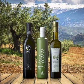 Beste Spanische Olivenöle 2016 - 3er Siegerpaket