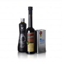 Weltbeste Olivenöle 2015 (COI) - 3er Siegerpaket   15007