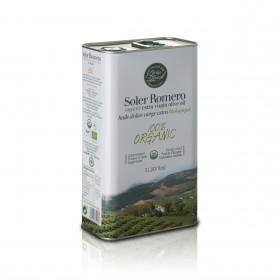 Soler Romero - Picual - Bio-Olivenöl Nativ Extra - 3000ml