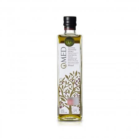 O-Med - Picual 500ml - bestes spanisches Olivenöl 2021 - Sieger Stiftung Warentest 2016