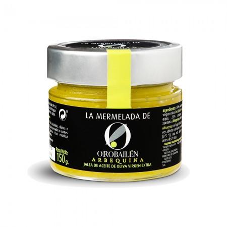 Oro Bailen Arbequina - Marmelade - Olivenölgelee - 150g