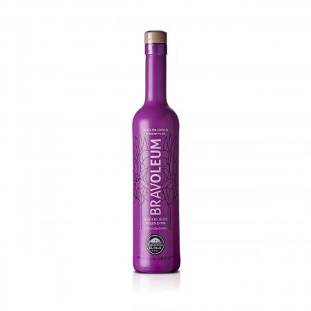 Bravoleum Picual Hacienda El Palo - 500ml - Flaschendesign 2020 - Testsieger Olivenöltest Feinschmecker 2019