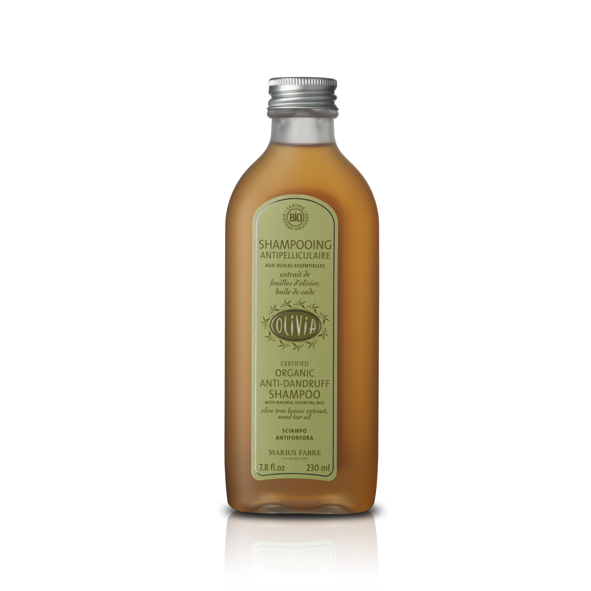 Schuppen Olivenöl