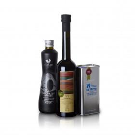 Weltbeste Olivenöle 2015 (COI) - 3er Siegerpaket