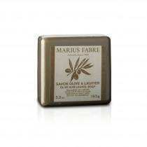 Marius Fabre - Alep - Olivenölseife mit Lorbeeröl Bio - 150g - verpackt